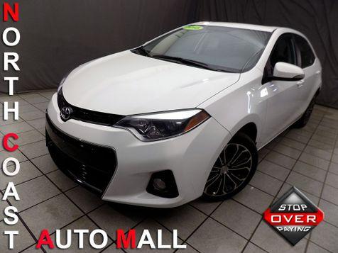 2015 Toyota Corolla S Premium in Cleveland, Ohio