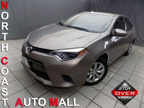 2015 Toyota Corolla LE in Cleveland, Ohio