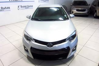 2015 Toyota Corolla S Doral (Miami Area), Florida 2