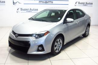 2015 Toyota Corolla S Doral (Miami Area), Florida 1
