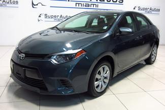 2015 Toyota Corolla LE Doral (Miami Area), Florida 1