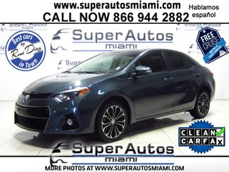 2015 Toyota Corolla S Plus Doral (Miami Area), Florida 0