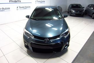 2015 Toyota Corolla S Plus Doral (Miami Area), Florida 2