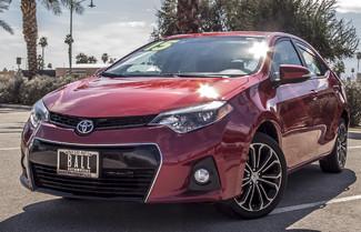 2015 Toyota Corolla in Coachella Valley, California