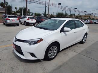2015 Toyota Corolla LE Harlingen, TX