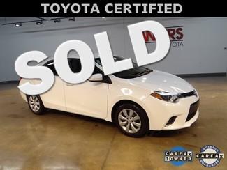 2015 Toyota Corolla LE Little Rock, Arkansas