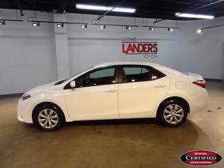 2015 Toyota Corolla LE Little Rock, Arkansas 3