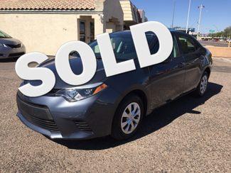 2015 Toyota Corolla L Mesa, Arizona