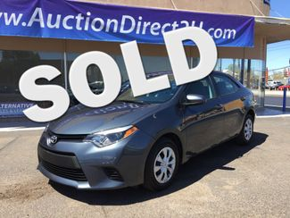 2015 Toyota Corolla L FULL MANUFACTURER WARRANTY Mesa, Arizona