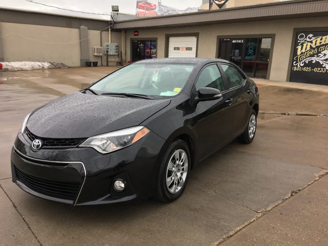 2015 Toyota Corolla S Ogden, Utah 1