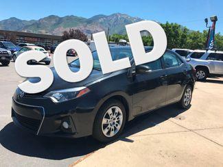 2015 Toyota Corolla S Ogden, Utah