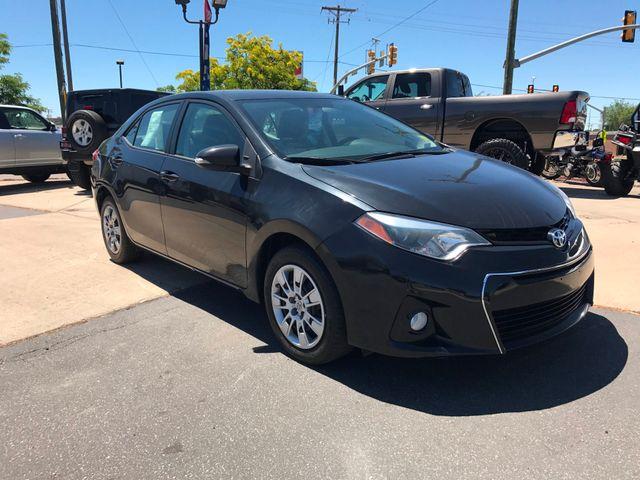 2015 Toyota Corolla S Ogden, Utah 7