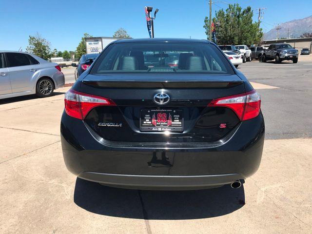 2015 Toyota Corolla S Ogden, Utah 2