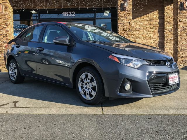 2015 Toyota Corolla S This vehicle is a CarFax certified one-owner used car Pre-owned vehicles ca