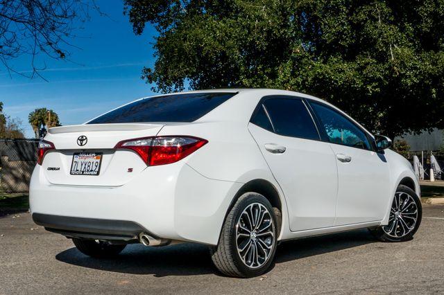 2015 Toyota Corolla S Plus Reseda, CA 16