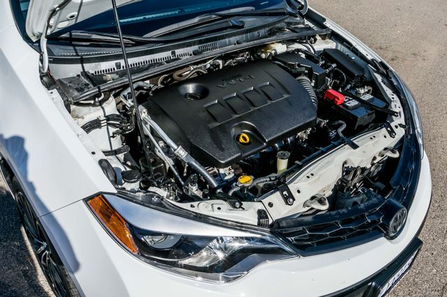 2015 Toyota Corolla S Plus Reseda, CA 35
