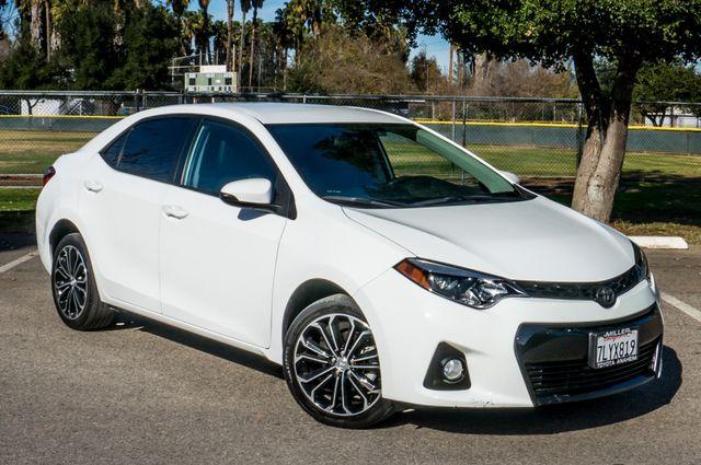 2015 Toyota Corolla S Plus Reseda, CA 41