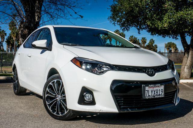 2015 Toyota Corolla S Plus Reseda, CA 40
