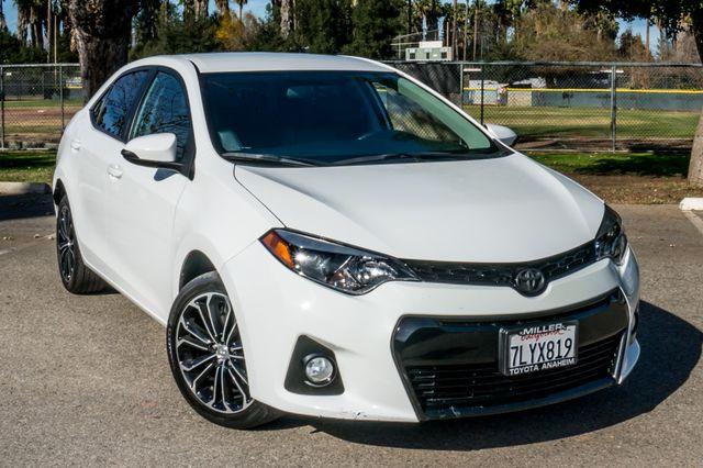 2015 Toyota Corolla S Plus Reseda, CA 39