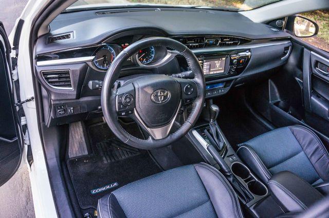 2015 Toyota Corolla S Plus Reseda, CA 21