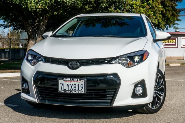 2015 Toyota Corolla S Plus Reseda, CA 11