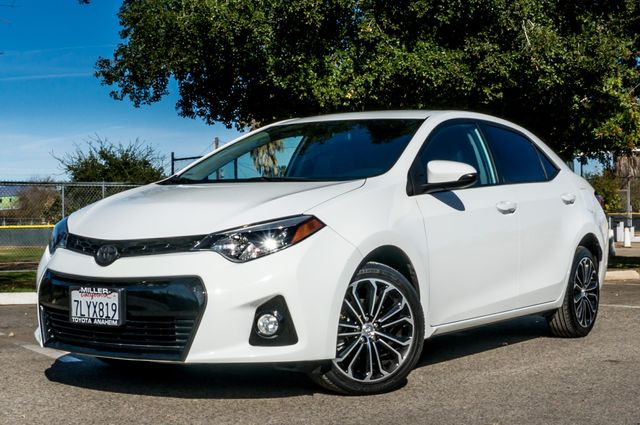 2015 Toyota Corolla S Plus Reseda, CA 12