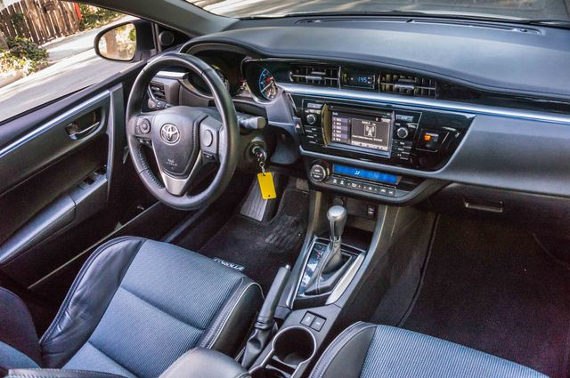 2015 Toyota Corolla S Plus Reseda, CA 8