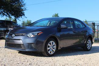 2015 Toyota Corolla LE Sealy, Texas 2