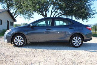 2015 Toyota Corolla LE Sealy, Texas 3