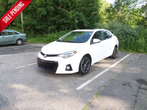 2015 Toyota Corolla S in WATERBURY, CT