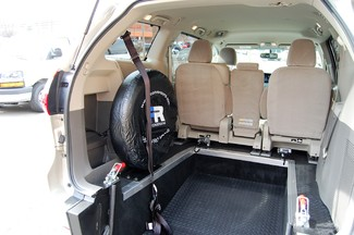 2015 Toyota H-cap 1 Pos. Charlotte, North Carolina 11