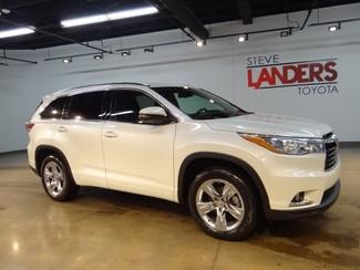 2015 Toyota Highlander Limited Little Rock, Arkansas