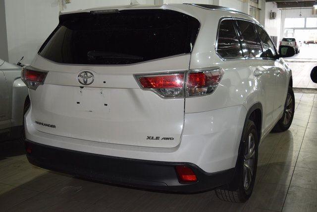 2015 Toyota Highlander XLE Richmond Hill, New York 4