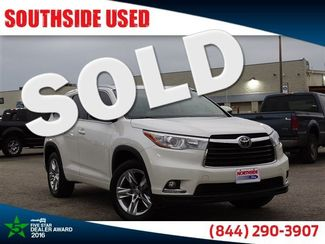 2015 Toyota Highlander in San Antonio TX