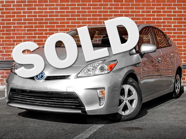 2015 Toyota Prius Two Burbank, CA 0