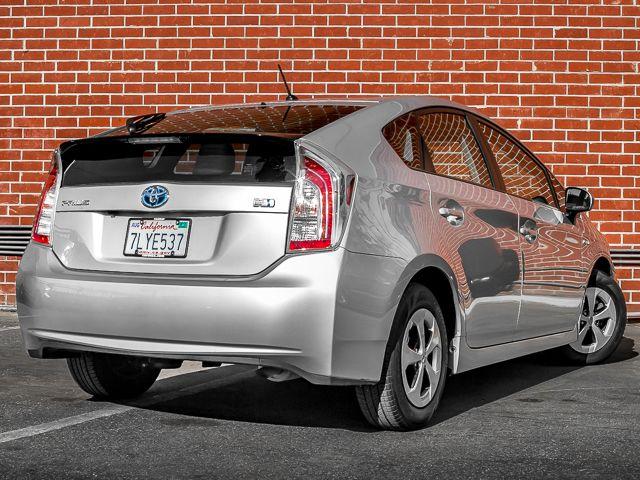 2015 Toyota Prius Two Burbank, CA 4