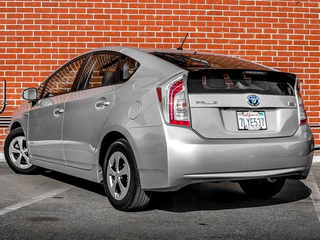 2015 Toyota Prius Two Burbank, CA 5