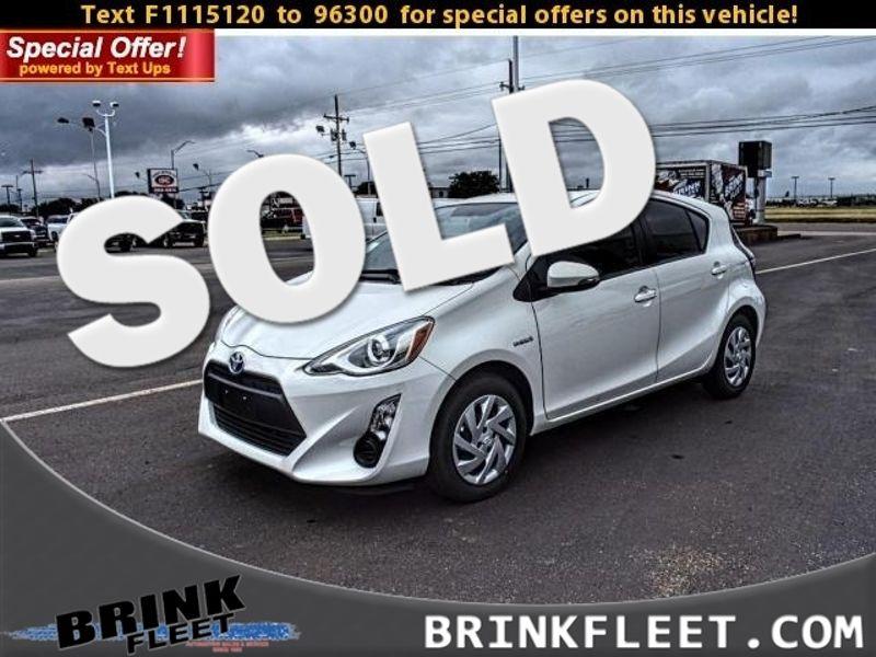 2015 Toyota Prius c 5dr HB One (GS) | Lubbock, TX | Brink Fleet in Lubbock TX
