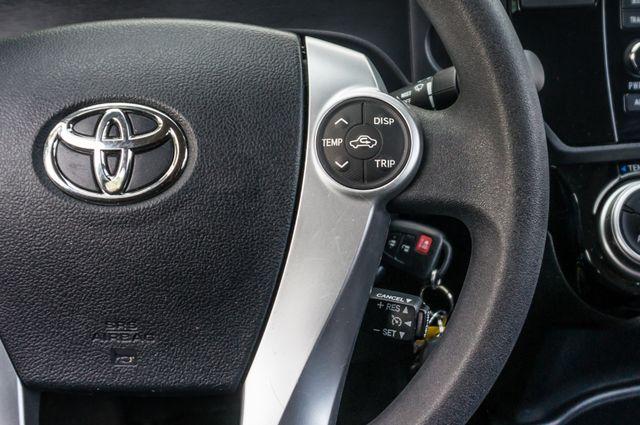 2015 Toyota Prius c Two Reseda, CA 22