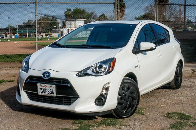 2015 Toyota Prius c Two Reseda, CA 41