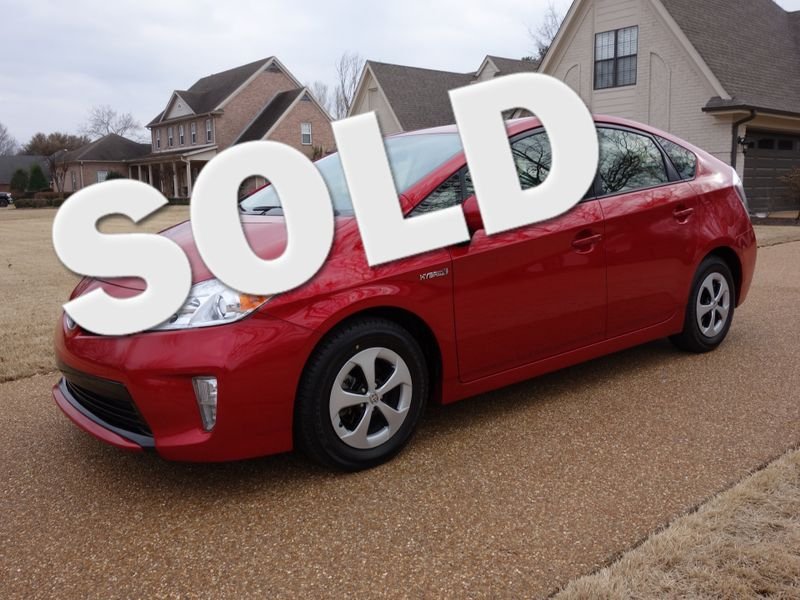 2015 Toyota Prius Three | Marion, Arkansas | King Motor Company