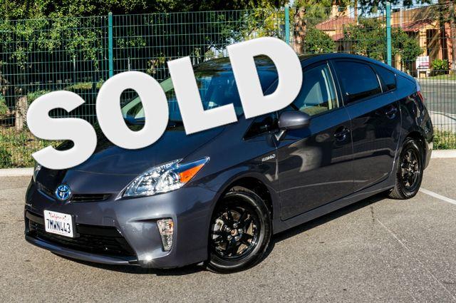 2015 Toyota Prius Two Reseda, CA 0