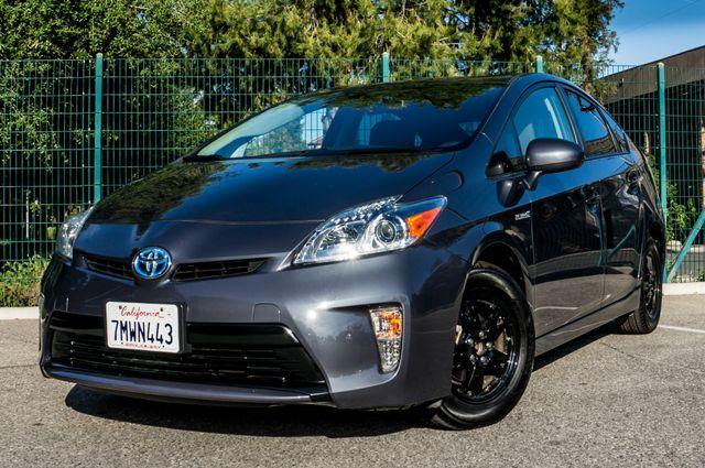 2015 Toyota Prius Two Reseda, CA 45
