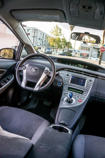 2015 Toyota Prius Two Reseda, CA 40