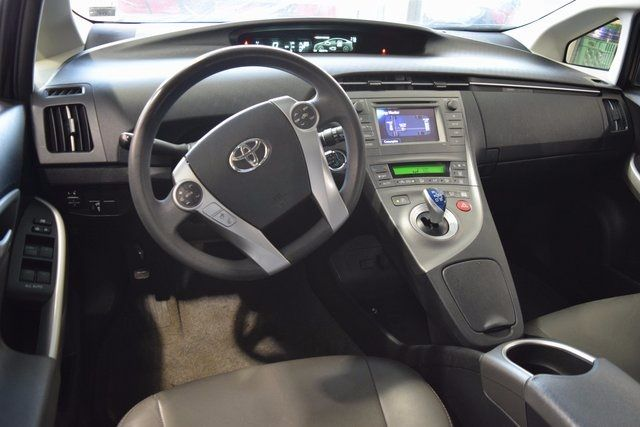 2015 Toyota Prius Four Richmond Hill, New York 9