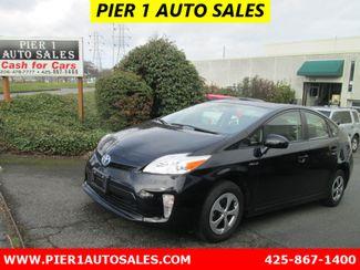 2015 Toyota Prius Two Seattle, Washington 10