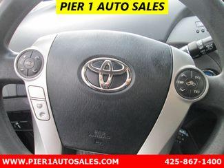2015 Toyota Prius Two Seattle, Washington 17
