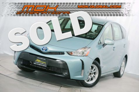 2015 Toyota Prius v Four - Leather - Navigation -  in Los Angeles