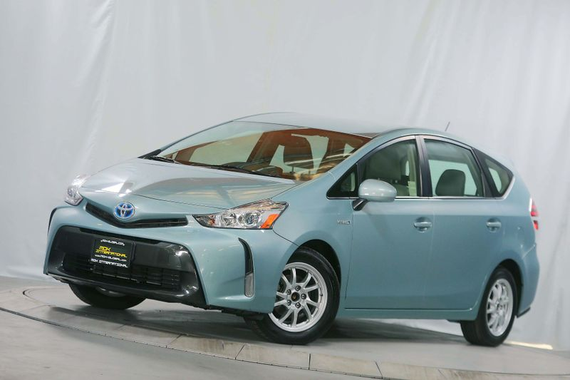 2015 Toyota Prius v Four - Leather - Navigation -   city California  MDK International  in Los Angeles, California