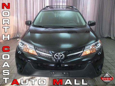 2015 Toyota RAV4 LE in Akron, OH
